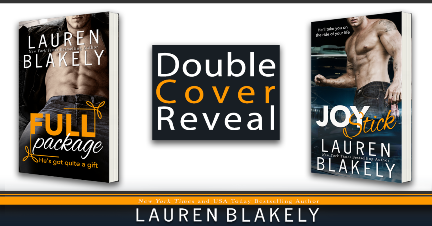 Double Cover Reveal from LaurenBlakely