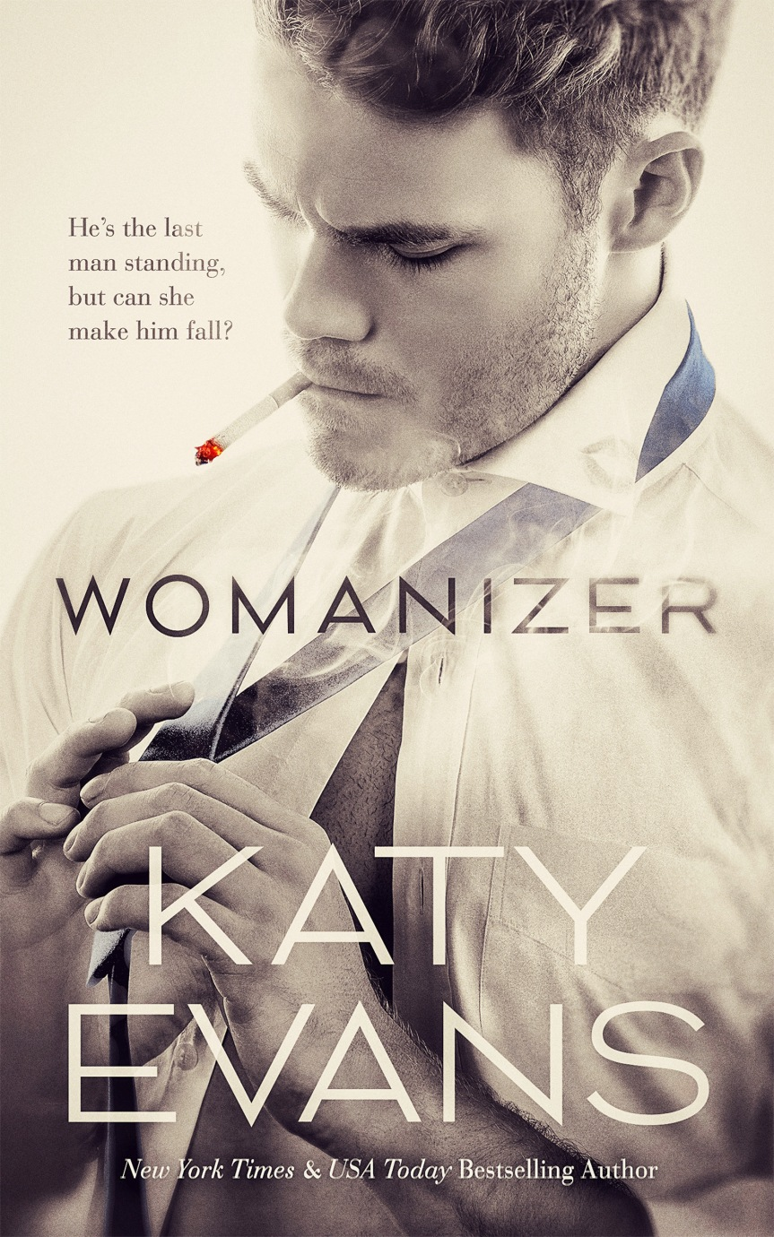 Cover Reveal: Womanizer by KatyEvans